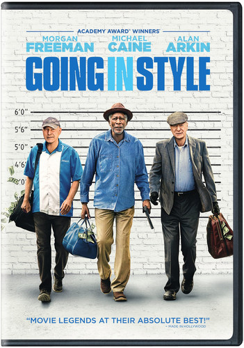 Going in Style [DVD, 2017] New
