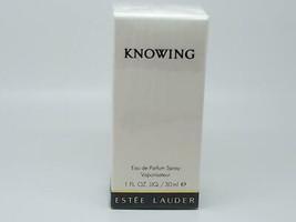 estee lauder knowing edp spray 1 oz / 30 ml - $34.88