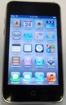 Apple ipod Touch 4th generation 32GB - $119.99