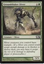 Magic The Gathering Groundshaker Sliver Card #177/249 - $0.99
