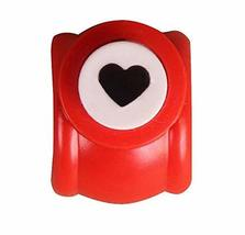 Set of 2 Mini Practical Hand Work Punch Paper Punch, Heart Shape - $14.39