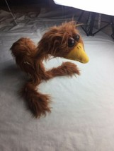 "Vtg Ace Bird Duck Fuzzy puppet marionette 30"" easy to use cute - $906,13 MXN"
