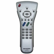 Sharp GA077WJSA Factory Original Lcd Television Remote LC-13E2U, LC-15E2U - $14.29