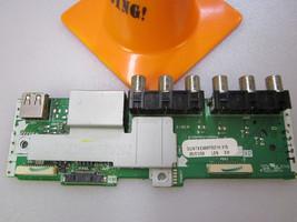 Sharp DUNTKE488FM01 (XE488WJ) Side AV Input Board - $18.66
