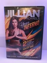 Yoga Fitness Video DVD Jillian Michaels Body Transformation Factory Seal... - $12.75