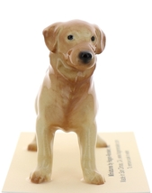 Hagen-Renaker Miniature Ceramic Dog Figurine Golden Retriever Papa