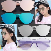Girls Fashion Sunglasses Vintage Round Sun Glasses Arrow Children AntiUV... - $11.39