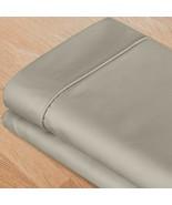 Sleep Like a king Luxury Signature King Pillow Sham Set 100% Cotton 400 ... - $29.69