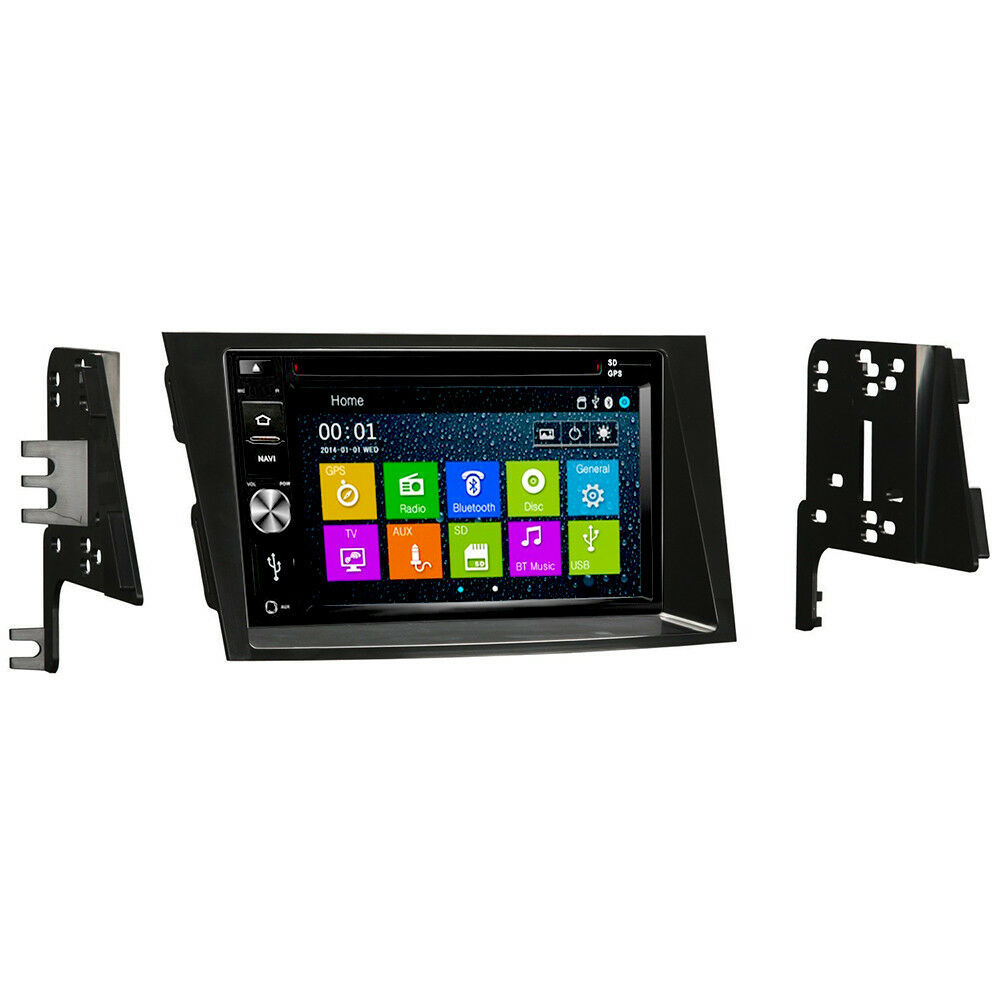 Primary image for DVD GPS Navigation Multimedia Radio and Dash Kit for Subaru Outback 2012
