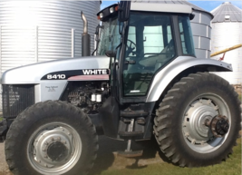 2002 Agco White 8410 For Sale in Ottawa, Ohio 45875 image 2