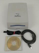 HP Photosmart S20 Photo Scanner 2400dpi 35mm Slides B/W & Color Negative... - $33.66