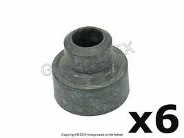Mercedes r107 Fuel Injector Seal for Injector Tip D P H Set of 6 + WARRANTY - $25.85