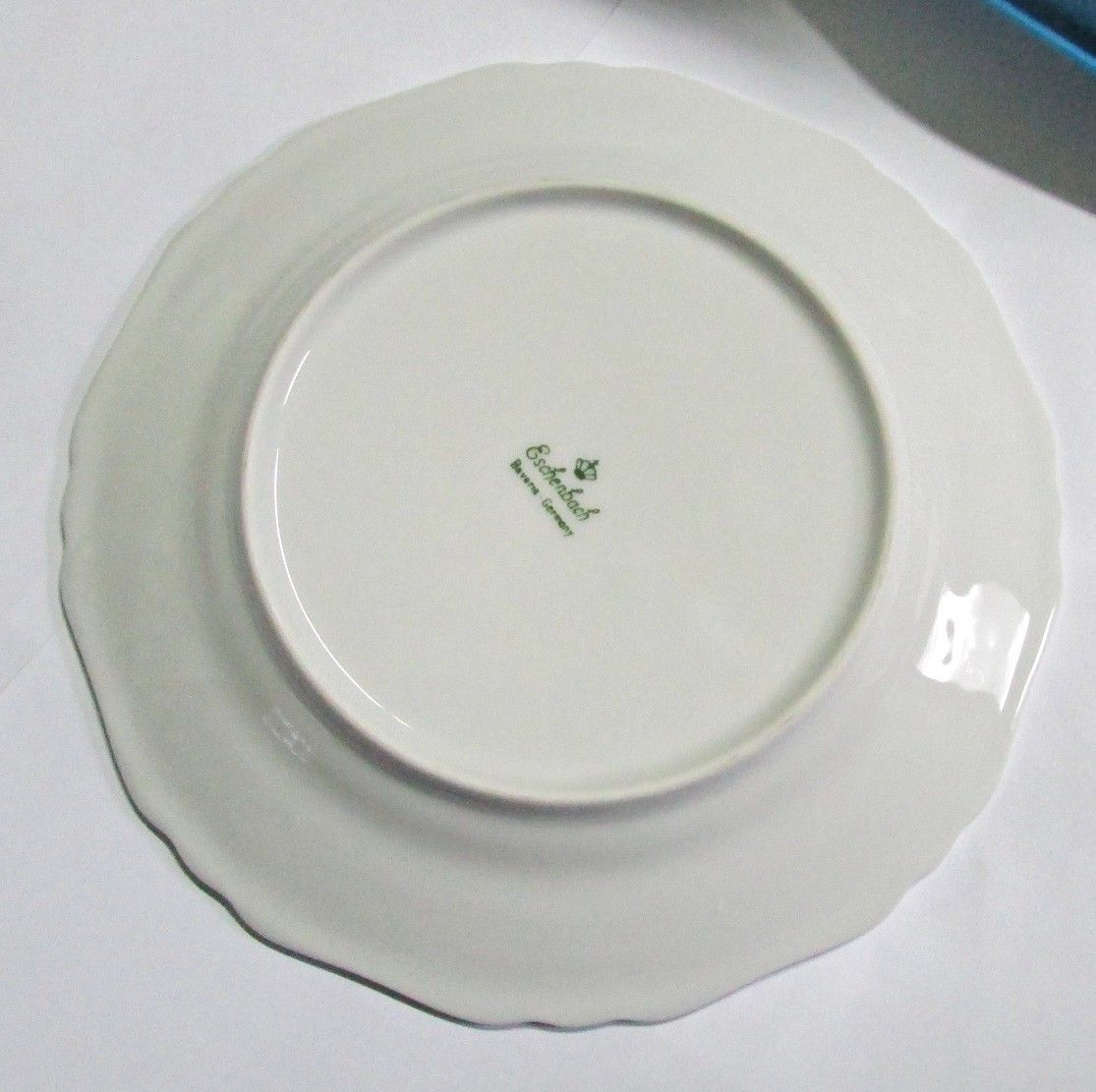 ... Eschenbach Bavaria China Flower Pattern Bread or Dessert Plate 6 3/4\  Germany ... & Eschenbach Bavaria China Flower Pattern and similar items