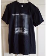 T-Shirt 2008 Matchbox Twenty Exile In America Concert Tour S Black 100% ... - $28.99