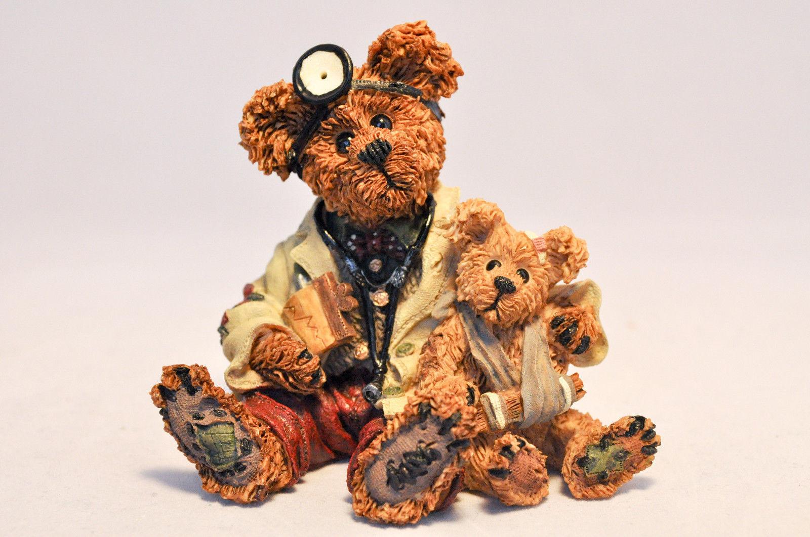 Boyds Bears: Dr Harrison Griz ... MD, PHD, Bud - Style 228309 image 2