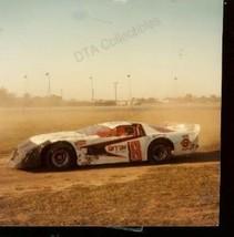 WALT ELLIS #8 STOCK CAR RACING PHOTO-1983-SANDUSKY FN - $13.10