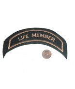 """Harley Davidson HD Owners Group HOG Life Member 5"""" Vest Jacket Embroider... - $14.83"""