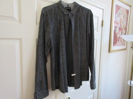 Calvin Klein Jeans , Size XL , Men's Long Sleeve Shirt  , 100% Cotton - $29.95