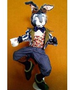 """""""Mad March Hare"""" PDF Digital E-Pattern Download By Suzette Rugolo - $17.00"""