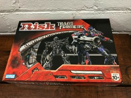 Parker Brothers RISK Transformers Cybertron Battle Edition Board Game - $11.31