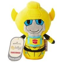 Bumblebee Transformers Hallmark itty bitty bittys Plush Hasbro Toys Auto... - $13.85