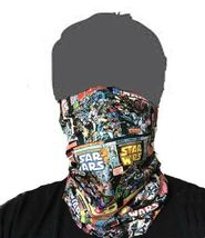 Star Wars Comic Face Covering neck gaiter buff sun protection quick dry UPF +50 image 3