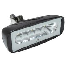 Lumitec Caprera2 - LED Flood Light - Black Finish - 2-Color White/Red Dimming - $174.99