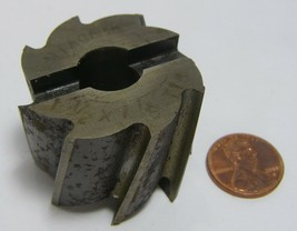 Niagara Cutter Shell End Mill T-15 RS1507 1-1/2x1-1/8x1/2 RH from old stock - $59.99