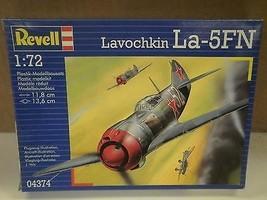 NEW MODEL- REVELL- 04374 LAVOCHKIN LA-5FN- LEVEL 3- NEW- W50 - $9.76