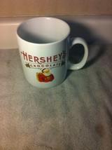 GALERIE--HERSHEY'S COFFEE MUG--EXTRA LARGE--CHRISTMAS--SANTA --FREE SHIP... - $22.02