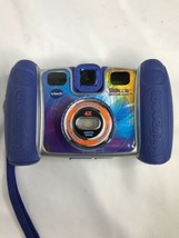 VTech Kidizoom Spin and Smile Camera Purple 4X Digital Zoom - $24.74