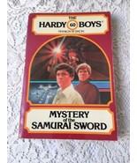 The Hardy Boys Mystery Stories Ser.: Mystery of the Samurai Sword No. 60... - $6.98