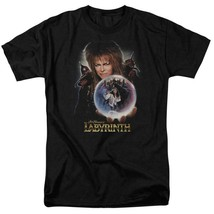 Labyrinth Jim Henson's Fantasy Cult film Retro 80's adult graphic t-shirt LAB102 image 1