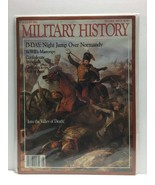 Military History Magazine #1 Premier Issue Aug 1984 Into the Valley of D... - $17.05