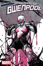 GWENPOOL #13 VENOMIZED   03/08/2017 - $4.99