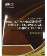 A Guide to the Project Management Body of Knowledge PMBOK Guide Fifth Ed... - $19.97