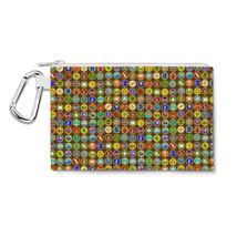 Wilderness Explorer Badges Disney Up Inspired Canvas Zip Pouch - $15.99+