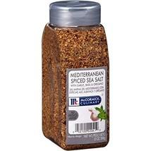 McCormick Culinary Mediterranean Spiced Sea Salt, 13 oz - $29.86