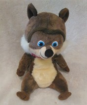 """Over The Hedge RJ Racoon Dreamworks Stuffed Animal 11"""" Toy Khols Kids Toy - $24.99"""