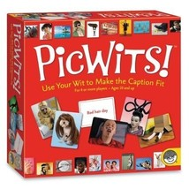 MindWare PicWits! Board Game - $34.31