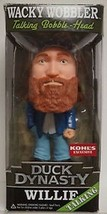 Duck Dynasty Willie Robertson Talking Bobblehead FUNKO NIB Kohl's Exclusive NIP - $22.27