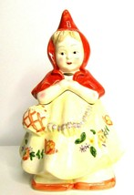 Red Riding Hood Cookie Jar Reproduction SAC 16 - $27.69