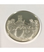 Sterling Silver The Conspiracy Of The Batabians Under Claudius Cibilis R... - $150.00