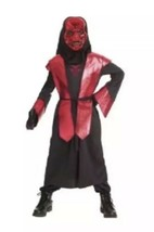 Paper Magic Demons of Metal Warlord Adult Costume Size Small NWT - $19.79