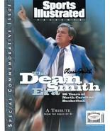 Dean Smith signed 1997 Sports Illustrated 10.29.97 Magazine  JSA #F01857... - $298.95