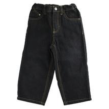 Kenneth Cole Boys Reaction Long Denim Pants Jeans  - Black, Size 2T - $16.00