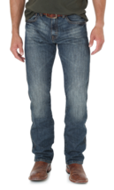 Wrangler Men's Retro Slim Fit Straight Leg Jeans,88MWZDK, Dark Night, Si... - $49.49