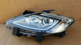 07-09 Mazda CX-9 CX9 Xenon HID Headlight Driver Left LH - POLISHED image 5