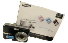 Samsung S860 8.1MP Digital Camera with 3x Optical Zoom (BLACK) - $34.99