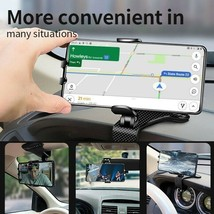 Car Phone Support Dashboard Universal Mobile Phone Holder Adjustable 360... - £16.83 GBP+